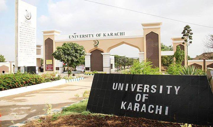 Univeristy of Karachi