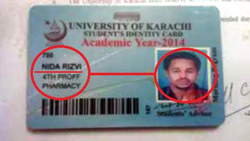University of Karachi Administration's Another Blunder