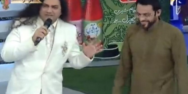 Tahir-Shah-Insulted-by-Amir-Liaquat-on-Live-Show-660x330