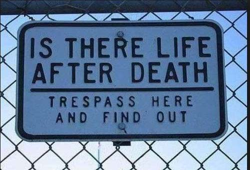 Don't Believe on Life After Death ??