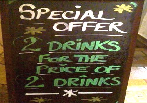 Really Amazing Offer