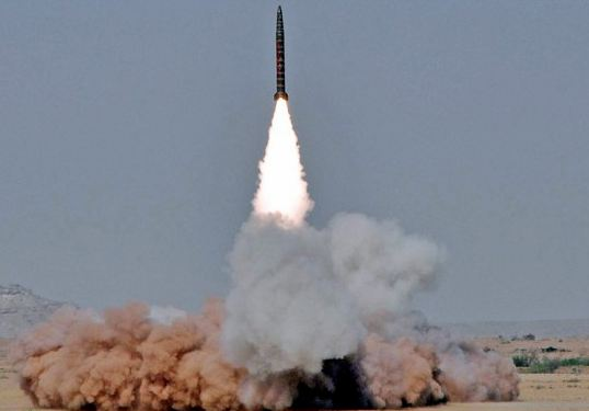 Pakistan is Ahead of India in the Nuclear Weapons Race