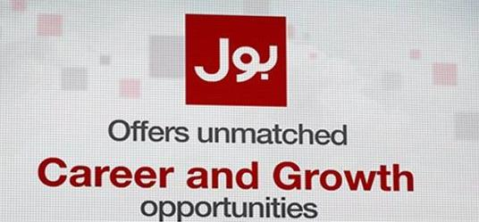 jobs in BOL TV Channel