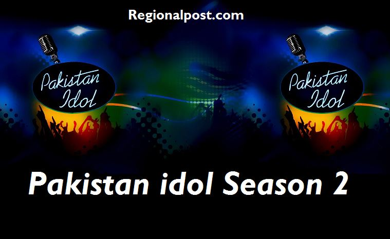 Pakistan idol Season 2